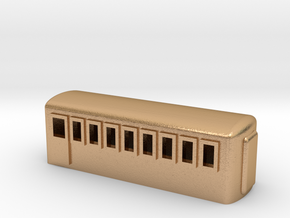 Example Coach in Natural Bronze