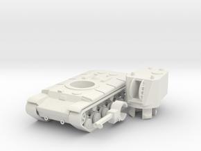 1/100 U-3 in White Natural Versatile Plastic