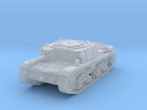 M42 carro comando scale 1/144 in Smooth Fine Detail Plastic