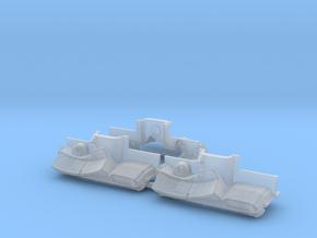 1/87 Z/Sr/Innen/001 in Smoothest Fine Detail Plastic
