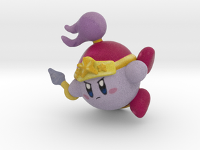 Ninja Kirby in Full Color Sandstone