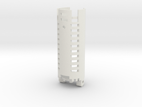 Windu Elite BatteryHolder - (Part 6/8) in White Natural Versatile Plastic