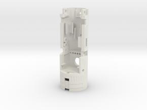 Windu EliteChassisRICE - (Part 1/8) in White Natural Versatile Plastic