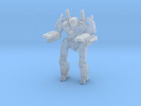 Phoenix Hawk Mechanized Walker System in Smooth Fine Detail Plastic