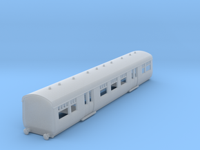 o-148-cl506-trailer-coach-1 in Smooth Fine Detail Plastic