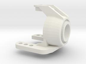 tamiya astute rear hub  in White Natural Versatile Plastic