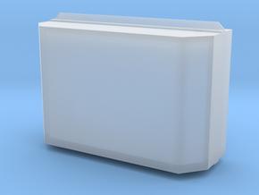 Tank für eine Mak 1205 1:87 H0 in Smoothest Fine Detail Plastic