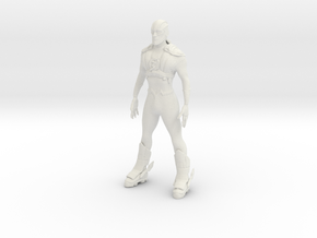 Printle V Homme 429 - 1/24 - wob in White Natural Versatile Plastic