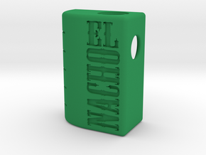 el Nacho 18500 Squonker in Green Processed Versatile Plastic