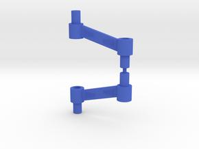 Stratastation Arms in Blue Processed Versatile Plastic: Medium