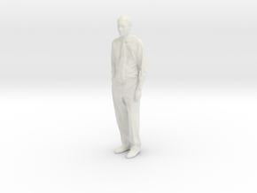Printle F Khoffi Annan - 1/24 - wob in White Natural Versatile Plastic