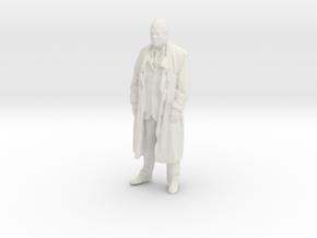 Printle F Abdelaziz Bouteflika - 1/24 - wob in White Natural Versatile Plastic