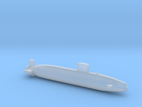 Swiftsure-class SSN, Full Hull, 1/1800 in Smooth Fine Detail Plastic