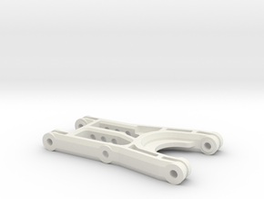 tamiya astute front arm in White Natural Versatile Plastic