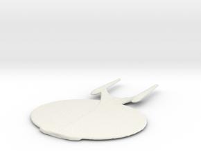 USS Arlington in White Natural Versatile Plastic