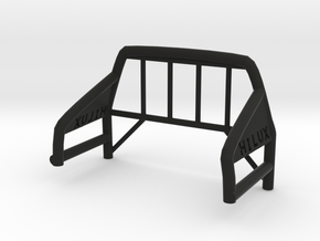 1Tenth Trail Finder 2 Roll Bar in Black Natural Versatile Plastic