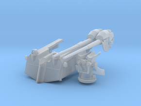 1/100 DKM Flak 10.5 cm SK C/31 KIT in Smooth Fine Detail Plastic