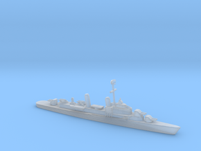 1/1250 Scale Sumner Class DD 1950 in Smooth Fine Detail Plastic
