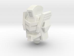 Nexus Prime for CW Hot Spot / POTP Inferno in White Natural Versatile Plastic