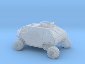 Printle Thing Rover - 01 - 1/128 in Smooth Fine Detail Plastic