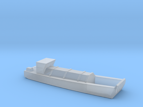 1/600 Scale British LCVP Waterline in Smooth Fine Detail Plastic