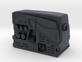 Stromerzeuger Rosenbauer RS14 in Black Professional Plastic: 1:48 - O