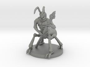 Manant: Warrior (medium Manant) in Gray Professional Plastic