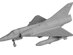 020D Mirage IIIEA 1/144 with Tanks and R530 in Smooth Fine Detail Plastic