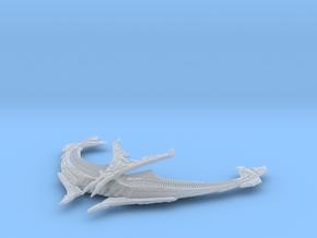 Sona_Battlecruiser in Smooth Fine Detail Plastic