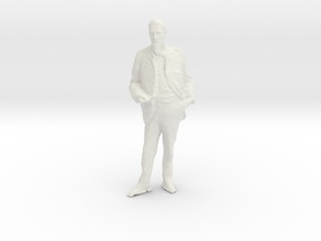 Printle V Homme 1420 - 1/24 - wob in White Natural Versatile Plastic