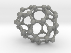 0671 Fullerene c44-43 c1 in Gray PA12