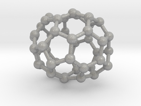0677 Fullerene c44-49 C1 in Aluminum