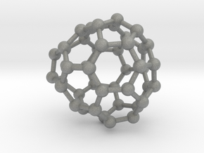 0679 Fullerene c44-51 c1 in Gray Professional Plastic