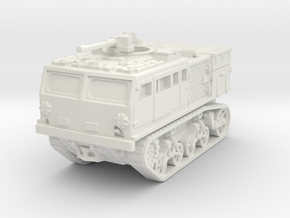 M4 HST a scale 1/87 in White Natural Versatile Plastic
