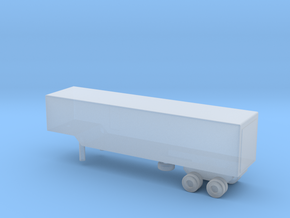 1/220 Scale M971 Trailer in Smooth Fine Detail Plastic