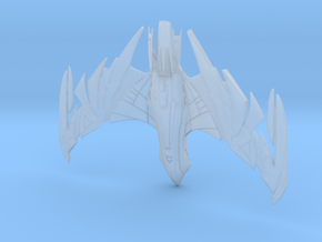 STO - Deihu-Class Romulan Command Warbird 1/7000 in Smooth Fine Detail Plastic