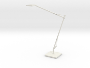 lamp in White Natural Versatile Plastic