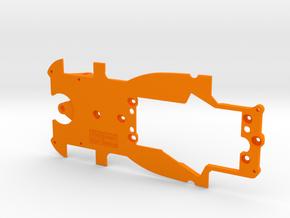 PSAV00201 Chassis for Avant Slot Pescarolo LMP in Orange Processed Versatile Plastic
