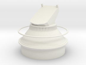Falcon Heavy Standard Stand 1:64 in White Natural Versatile Plastic