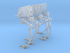 1/350 Imperial AT-ST (3) in Smoothest Fine Detail Plastic