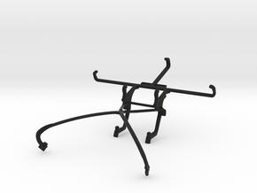 NVIDIA SHIELD 2014 controller & Oppo Find X Lambor in Black Natural Versatile Plastic