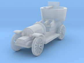 Hotchkiss 1909 1:285 in Smooth Fine Detail Plastic