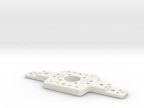 chassis-monster-v2.1 in White Natural Versatile Plastic