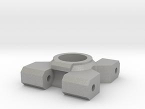 hub-monster-v4.1-L in Aluminum