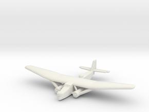 Farman F.222 (1/285) in White Premium Versatile Plastic
