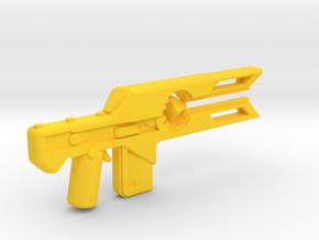 Promethean Laser in Yellow Processed Versatile Plastic