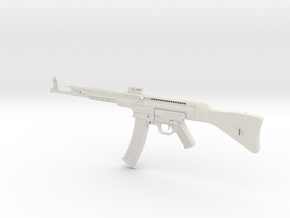 1/3rd scale STG44 in White Natural Versatile Plastic