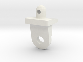 tamiya astute front body attachment in White Natural Versatile Plastic