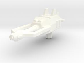 PotP Skrapnel Blaster in White Processed Versatile Plastic