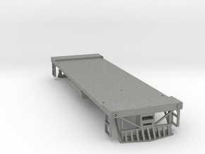 O Scale 35 Ton GE Boxcab Frame (Kitbasher's) in Gray PA12